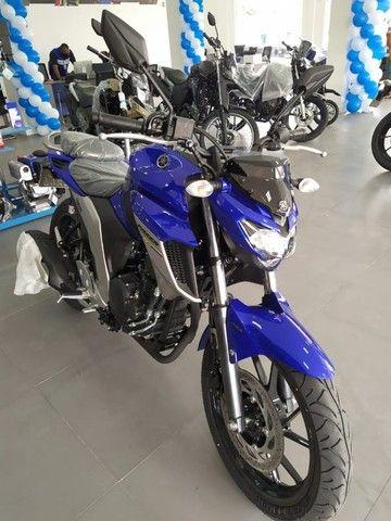 Yamaha Fazer 250 ABS 2021/2021 0km - Foto 11