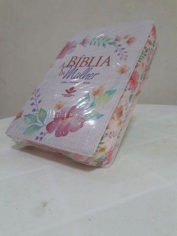 Biblia da mulher  - Foto 2