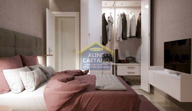 2 dorms, 2 suítes, direto com o proprietário - Foto 5