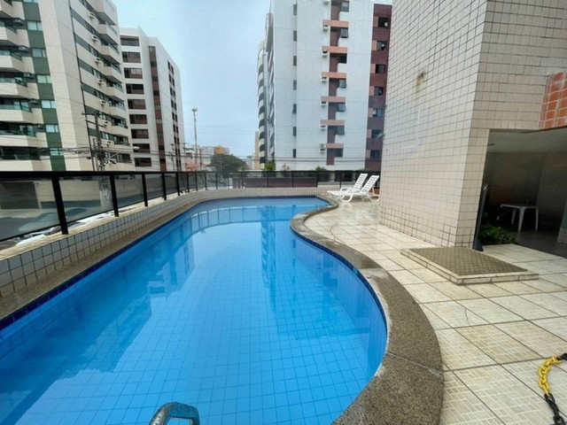 Apartamento para venda tem 104 metros quadrados com 3 quartos em Jatiúca - Maceió - Alagoa