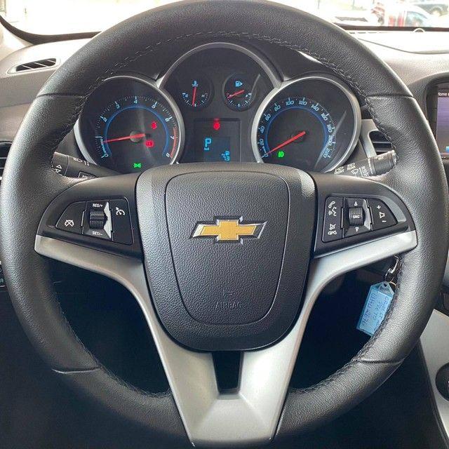 CRUZE 2016/2016 1.8 LT SPORT6 16V FLEX 4P AUTOMÁTICO - Foto 11