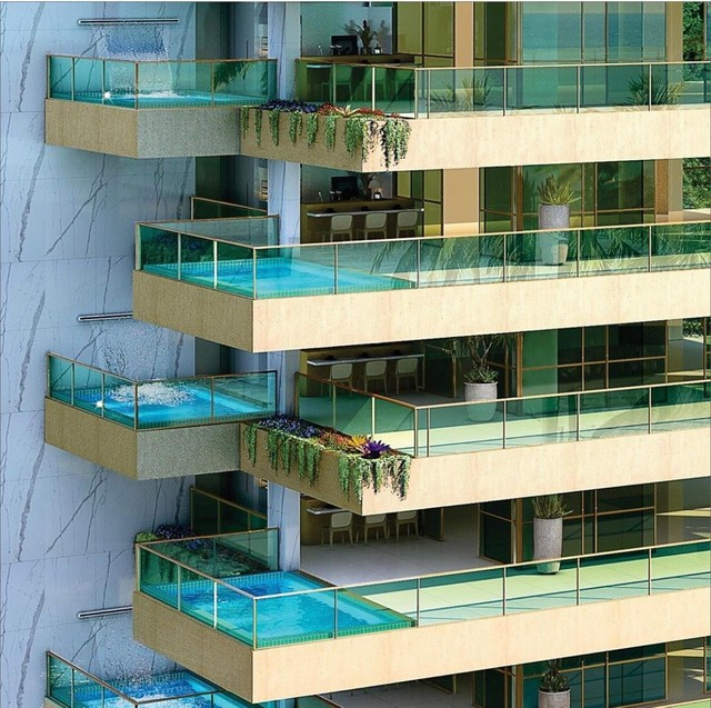 EDF DA VINCI uma obra de arte. 4 suítes  varanda gourmet 84m² com piscina privativa  413m² - Foto 6