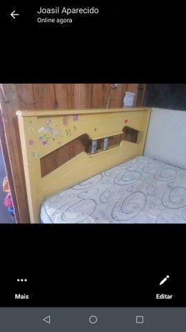 Colchão de cama de casal - Foto 4