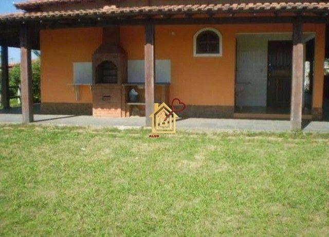 MIC-CA0064 Excelente casa de 300m² construído e excelente terreno - Unamar - Cabo Frio/RJ  - Foto 3