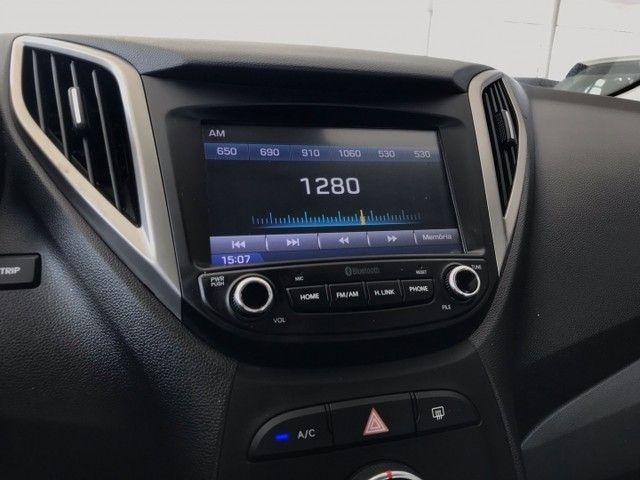 hb20s 1.6 comfort plus 2019  17.000 automático extraaaa - Foto 8