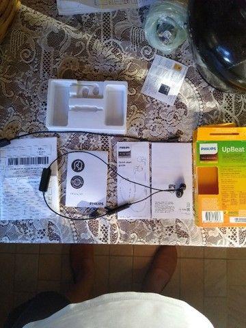 Fone de Ouvido Bluetooth Phillips - Foto 3