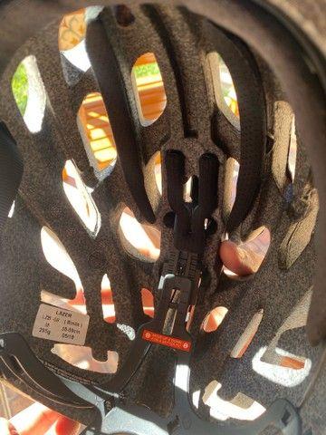 Capacete Speed Lazer Blade - Foto 4