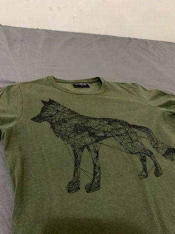 Camisas Acostamento Originais TAM.: P - Foto 4