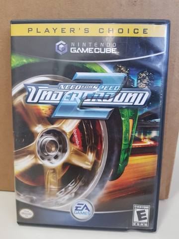 Need for Speed Underground 2 para Gamecube