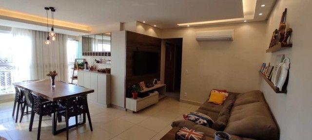 apartamento 3 qts com 2 vagas semi mobiliado no parque amazônia oportunidade - Foto 5