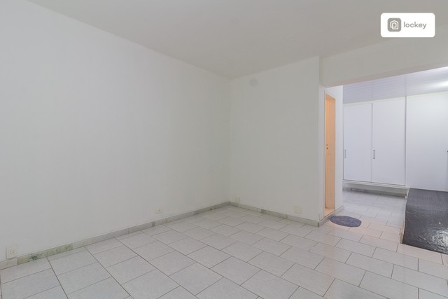 Sala com 33m²