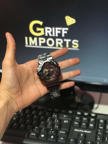 Relógio G-Shock One Piece Automático Lançamento
