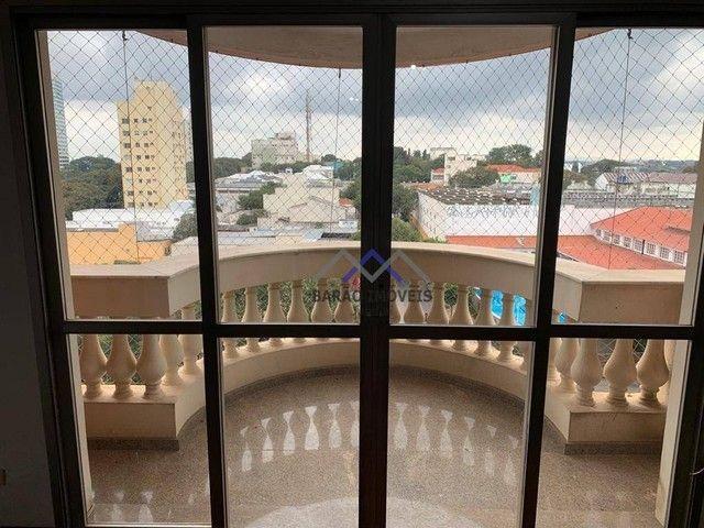 Apartamento com 4 dormitórios para alugar, 215 m² por R$ 3.500,00/mês - Centro - Jundiaí/S