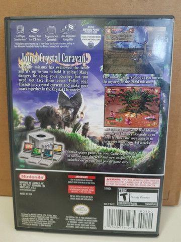 Final Fantasy Crystal Chronicles para Gamecube - Foto 2