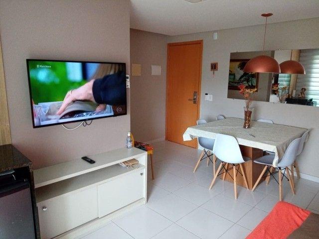 Apartamento com 3 dormitórios à venda, 67 m² por R$ 600.000,00 - Praia Do Cupe - Ipojuca/P - Foto 2