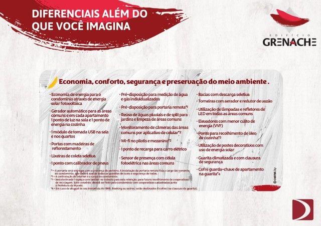 Lançamento na Jatiúca - EDF Grenache - 3/4 sendo um suite - Financiamento direto com a con - Foto 4