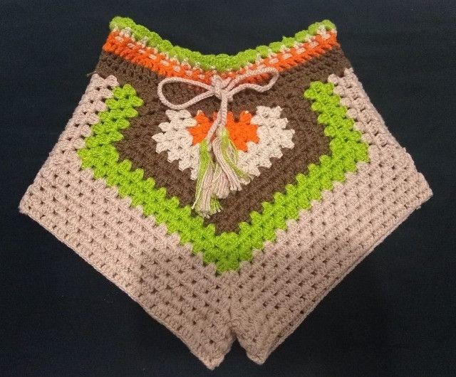 Peças em crochê - Foto 6