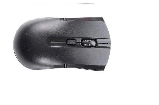 Mouse Sem Fio Wirelles 2.4ghz 3200 Dpi