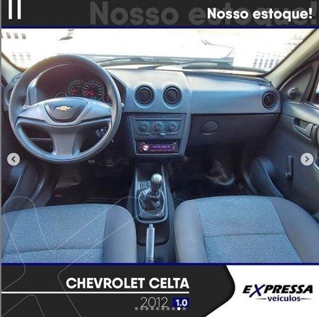 carro chevrolet celta 1.0 2012 com apenas 57.000km  - Foto 9