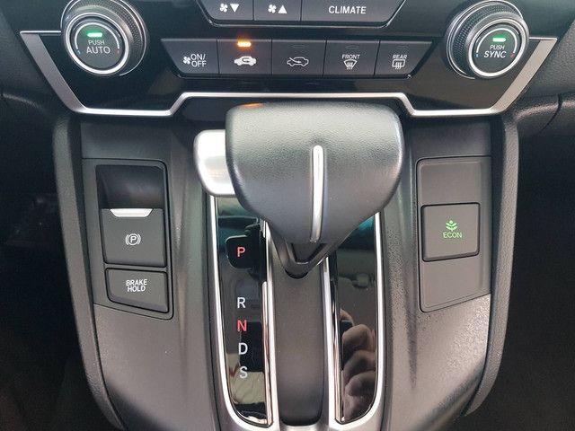 CRV 2019/2019 1.5 16V VTC TURBO GASOLINA TOURING AWD CVT - Foto 17