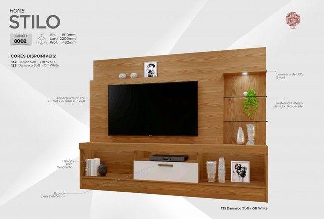 Home Stilo Para TV até 65' (Entrega Grátis) - Foto 2