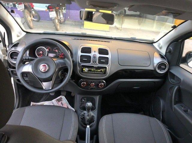Fiat Grand Siena Evo Attractive 1.4 8V (Flex) 2019 - Foto 4