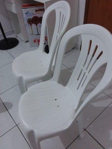 Cadeiras em ótima conservação  - Foto 2