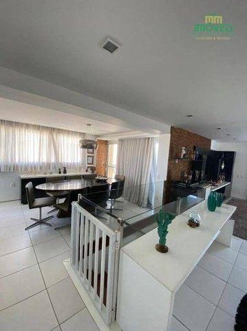 Apartamento Duplex com 4 dormitórios à venda, 210 m² por R$ 1.600.000 - Porto das Dunas -  - Foto 2