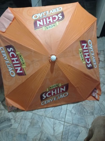 Sombreiro novo Schin