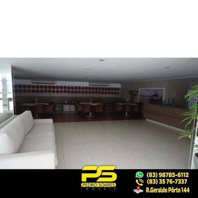 (LUXO) Cobertura com 2 qts sendo 1 suíte à venda, 130 m² por R$ 1.000.000 - Beira mar Cabo - Foto 17