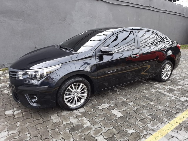 Corolla XEI 2015 2.0 com GNV 5° GERAÇÃO