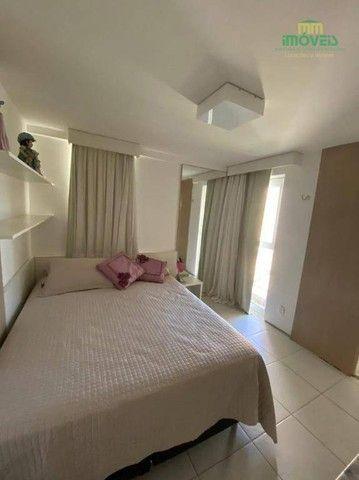 Apartamento Duplex com 4 dormitórios à venda, 210 m² por R$ 1.600.000 - Porto das Dunas -  - Foto 16