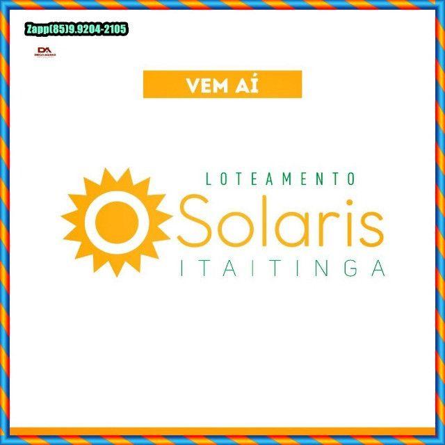 Loteamento Solaris em Itaitinga :::Venha investir já :: - Foto 3