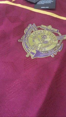 Camisa Sport roxa, edição especial  - Foto 2