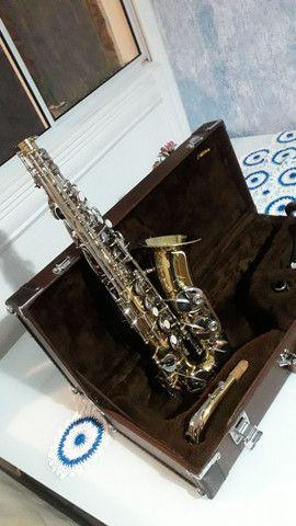 SAX Alto saxofone alto weril alpha  - Foto 5