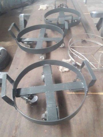 serralheria jj serralheiro de ferro alumínio em geral - Foto 5