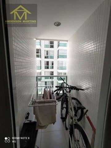 Maravilhoso 3 quartos no Residencial Praia da Costa Club ? cód. 17036 AM   - Foto 8