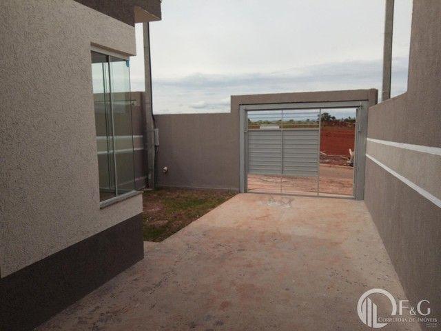 Casa à venda com 2 dormitórios em Cará-cará, Ponta grossa cod:670521.001 - Foto 4