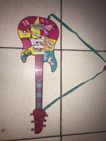 Guitarra Barbie  - Foto 2