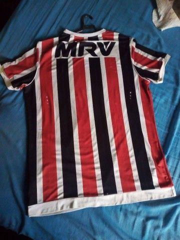 camisa Santa Cruz MRV - Foto 5