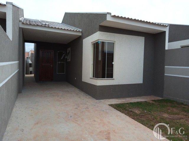Casa à venda com 2 dormitórios em Cará-cará, Ponta grossa cod:670521.001 - Foto 2