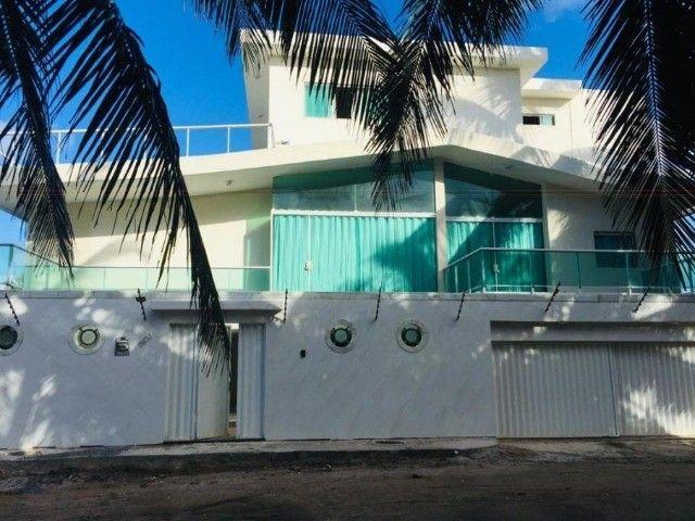 09-Cód. 318- Belíssima mansão na Praia de Pau Amarelo!!!! - Foto 2
