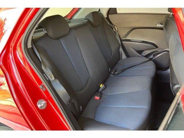 Hyundai HB20 1.6 comfort plus vermelho 16v flex 4p aut. - Foto 5