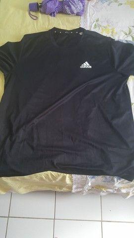 Vendo duas camisas da Adiddas - Foto 2