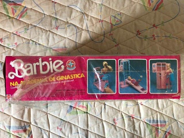 """Relíquia Barbie - Na Academia de Ginástica """"Estrela Matel"""" - Foto 2"""