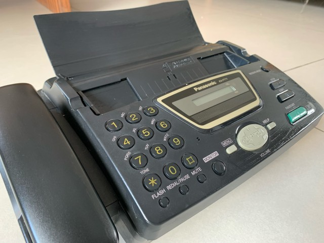 Telefone Fixo e Fax Panasonic - Foto 2