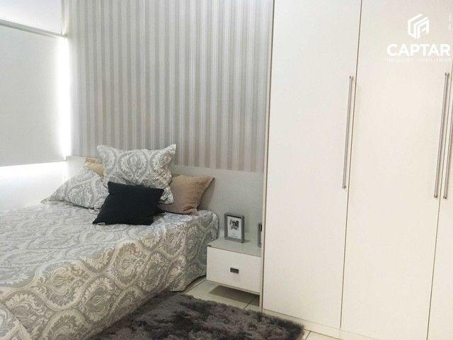 Casa Duplex, 116m², 3 Quartos (2 Suítes), Bairro Universitário - Resid - Foto 13