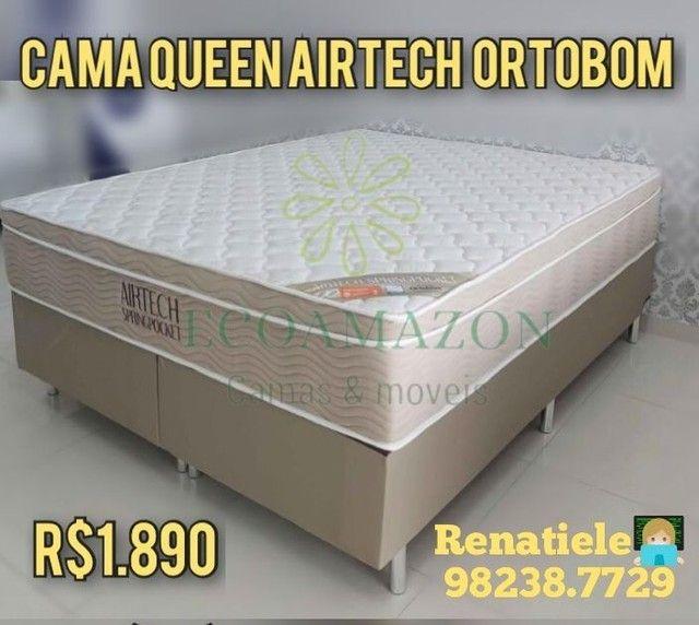 Cama queen size luxuosa // mega oferta especial