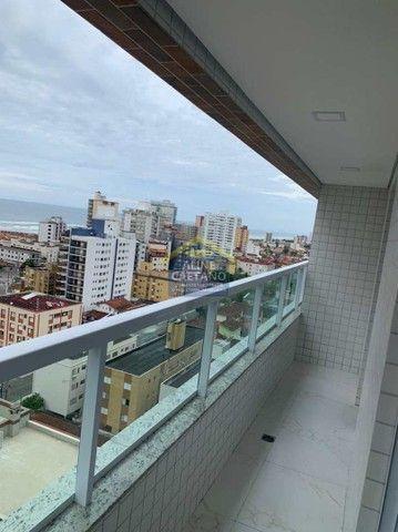 Apartamento 3 dormitórios no Caiçara Praia Grande - Foto 8