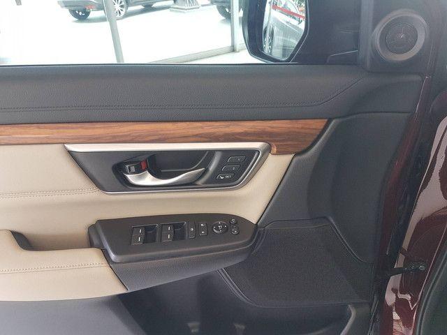 CRV 2019/2019 1.5 16V VTC TURBO GASOLINA TOURING AWD CVT - Foto 7